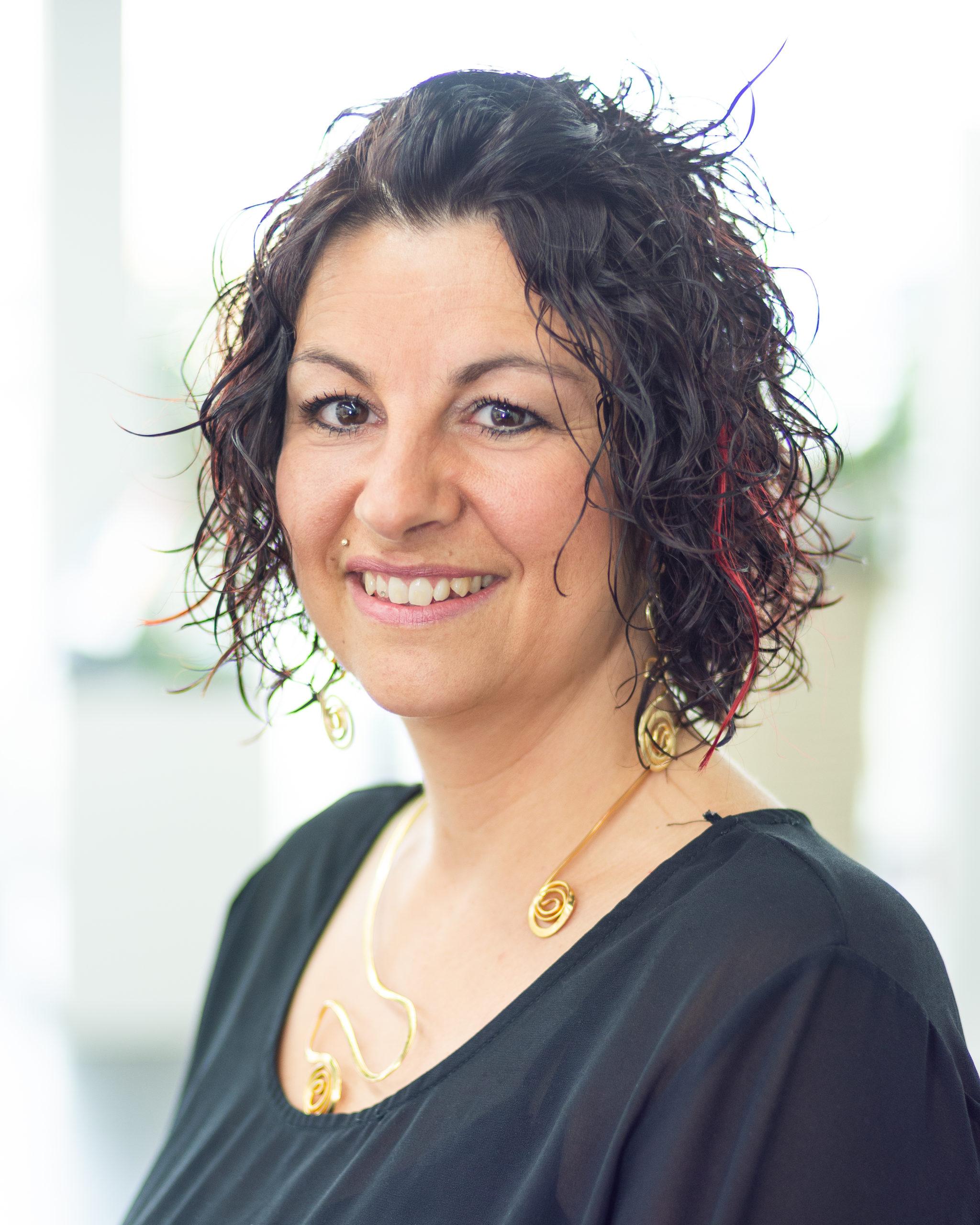 Sandra-Bernegger-Porträt